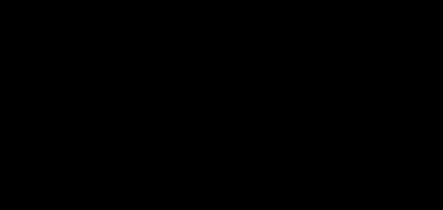 Infra Black Logo on Transparent Background